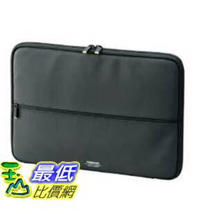 [東京直購] ELECOM ZSB-IBUB02 BK 黑色 ZEROSHOCK UltraBook 13.3吋 內袋 平板包 33x2.5x23
