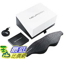 [美國直購] Neuroon 5902385000000 睡眠眼罩 Smart Sleep Mask for Better Quality Sleep And Fight Jet Lag