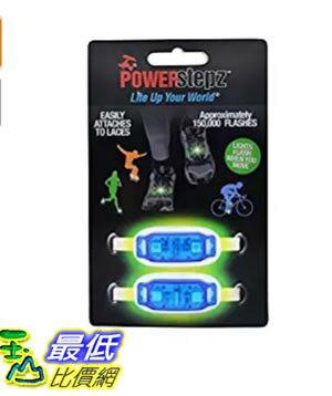 美國直購] 4id Power Stepz 藍/粉紅兩色 LED發光器 夜跑、夜騎、安全
