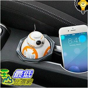 [美國直購] ThinkGeek 星際大戰 Star Wars BB-8 BB8 車用充電器 USB Car Charger 週邊商品