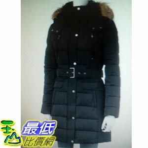 [COSCO代購 如果沒搶到鄭重道歉] Tommy Hilfiger 女綁帶連帽防風外套 (多種顏色尺寸選擇) W1065962