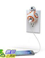 星際大戰 手機配件與吊飾推薦到[美國直購] ThinkGeek 星際大戰 Star Wars USB Wall Charger 充電器 BB-8 BB8 週邊商品就在玉山最低比價網推薦星際大戰 手機配件與吊飾