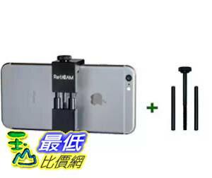 [美國直購] RetiCAMR - Metal Universal Smartphone Tripod Adapter 可讓智慧手機連結相機腳架的腳架接環