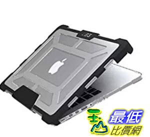 [美國直購] URBAN ARMOR GEAR MBP15-A1398-IC 軍規 UAG Macbook Pro 15吋 保護殼 [Ice] Laptop Case