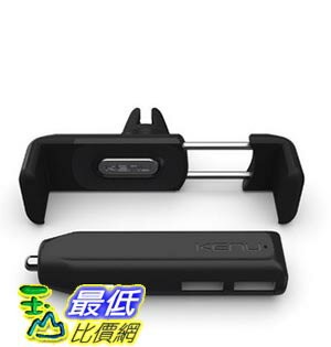 [美國直購] Kenu Airframe+ Car Kit | Portable Car Mount & Ultra-Fast Car Charger 車載充電器