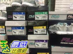 [COSCO代購] FILA WMNS SLIP ON SHOES 女運動便鞋 美國尺寸:6-9 _C1062723