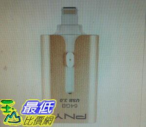 [COSCO代購 如果沒搶到鄭重道歉]  PNY 64G USB 3.0 APPLE 雙頭隨身碟 _W113948