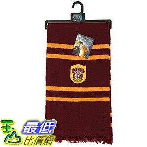 [美國直購] elope Harry Potter House Deluxe Scarf 哈利波特 羊毛圍巾