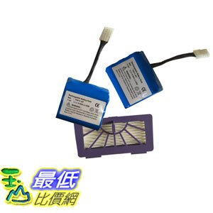 [106保固18個月] Neato 俐拓掃地機 XV-11 XV-12 XV-21 XV Pro 鋰電池送濾網