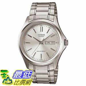 [106東京直購] CASIO MTP-1239DJ-7AJF watch 時尚紳士指針型不鏽鋼手錶