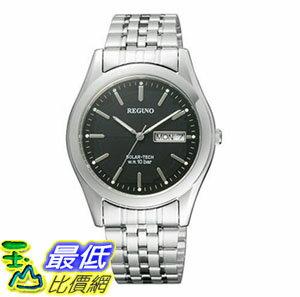 [106東京直購] CITIZEN RS25-0096B REGUNO watch 時尚紳士指針型不鏽鋼手錶