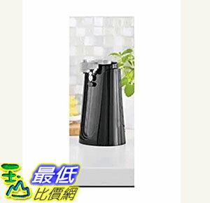 [106美國直購] 電動開罐器 Mainstays Can Opener, Black TB1