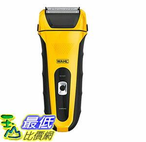 [106美國直購] 剃鬚刀 Wahl LifeProof Rechargeable lithium ion wet dry water proof foil shaver shock resistan..