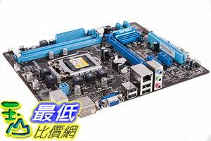 [106美國直購] 裸裝新品 Asus P8H61-M LX2 v3.0 Intel Pentium G840 2.8Ghz 4GB Memory Heatsink Motherboard TF01