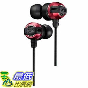 [106東京直購] JVC HA-FX3X-R 紅 入耳式 耳機 XX series Canal type earphone red