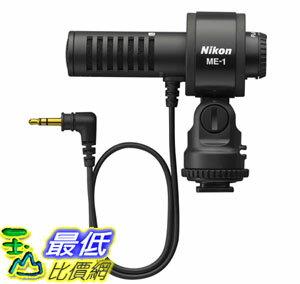 [106東京直購] NIKON ME-1 ME1 原廠立體收音麥克風 D4 / D800E / D7000