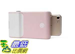 [106美國直購] Prynt Apple PW200007-PI 粉紅色 拍立得相機手機套 iPhone 6 / 6s / 7