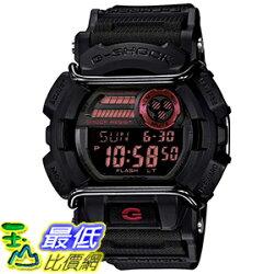 [106美國直購] Casio G-Shock Men's Shock Resistant Black Resin Watch 男士手錶