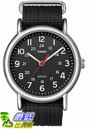105美國直購  Timex Unisex Weekender Analog Nylon