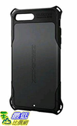 [東京直購] ELECOM PM-A16LZEROBK 黑色 (5.5吋) ZEROSHOCK iPhone7 iPhone 7 Plus 手機殼 保護殼