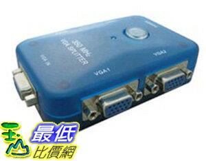 [玉山最低比價網] 350MHz 1920X1440 VGA Splitter 1對4/1進4出螢幕分配器( Y60)