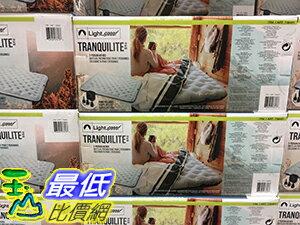 [106限時限量促銷] COSCO LIGSTSPEED CAMPING AIRBED 雙人空氣床/附電池幫浦 142X198X20公分 _C736491