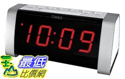 [106美國直購] Timex T235WY AM/FM Dual Alarm Clock Radio - White