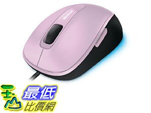 [美國直購] Microsoft Comfort Mouse 4500 - Strawberry