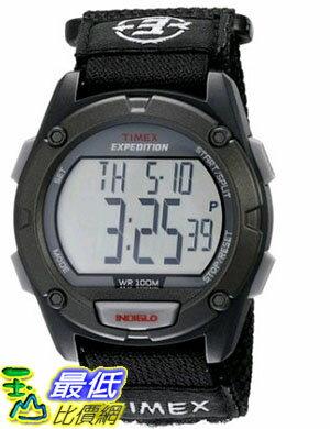 [105美國直購] Timex Mens T499499J Expedition Resin Digital Watch with Black Nylon Band