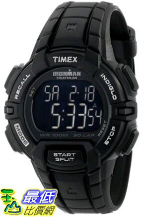 [105美國直購] Timex Ironman Rugged 30 Full-Size Watch