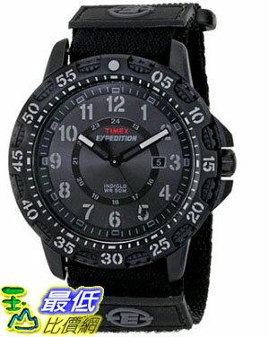 [105美國直購] Timex Mens T499979J Expedition Camper Trail Black Watch