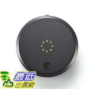 [美國直購] August Smart Lock HomeKit Enabled (Dark Gray)