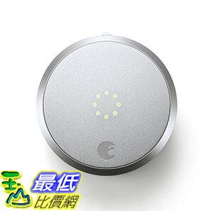 [美國直購] August Smart Lock HomeKit Enabled (Silver)