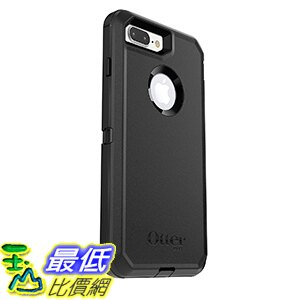 玉山最低比價網:[美國直購]手機殼OtterBoxDEFENDERSERIESCaseforiPhone7Plus(ONLY)-FrustrationFreePackaging-BLACK