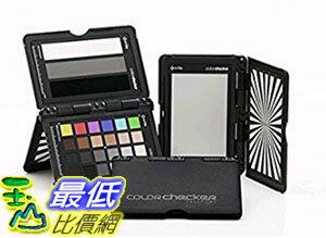 [美國直購] X-Rite MSCCPPVC 色彩校正組 ColorChecker Passport Video - Black 顏色 色彩 校正 攝影
