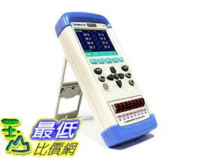 [106玉山最低比價網] 安柏 4路 手持多路溫度測試儀 記錄儀 AT4204