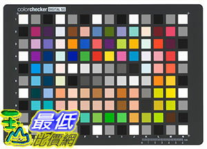 [美國直購] X-Rite 色彩校正組 Digital ColorChecker SG Imaging Accessory 顏色 色彩 校正 攝影