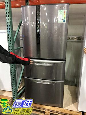 [105限時限量促銷] COSCO PANASONIC NR-D5601HV-K 560公升變頻四門冰箱 免基本配送 C107765