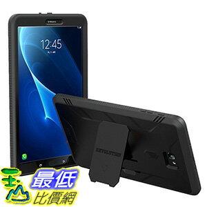[美國直購] POETIC B01I0HO4Z6 黑色 Galaxy Tab A 10.1 Case [REVOLUTION Series]平板 保護殼