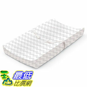 [美國直購] 尿布墊/尿片墊 專用布套 92710 Summer Infant Ultra Plush Changing Pad Cover, Chevron