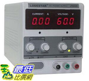 [106玉山最低比價網] 樂達 6003D 可調數顯直流穩壓電源 60V3A 穩壓電源