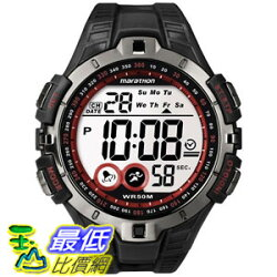 [105美國直購] Timex Men's 男士手錶 Ironman T5K423 Digital Rubber Quartz Watch