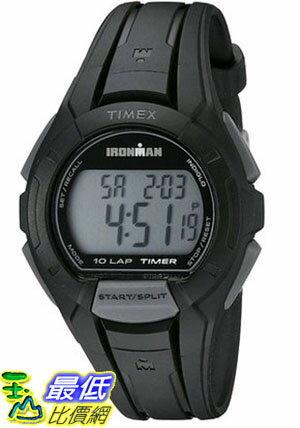 [105美國直購] Timex Mens TW5K940009J Ironman Essential Black Watch