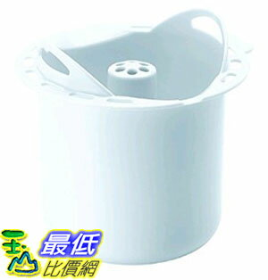 [美國直購] BEABA 912466 副食品調理機配件 Rice Pasta and Grain Pro Insert Food Mill, White
