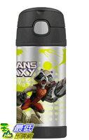 THERMOS 膳魔師保溫杯/保溫瓶/燜燒鍋推薦到[美國直購] Thermos 兒童保溫水壺 銀河護衛隊 Funtainer 12 Ounce Bottle, Guardians of the Galaxy