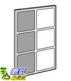[东京直购] SHARP FZBX50DF 空气清净机 滤网 适用 KI-BX50