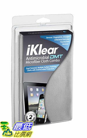 [美國直購] iKlear iK-DMT 螢幕清潔工具 Antimicrobial Microfiber Cleaning Cloth