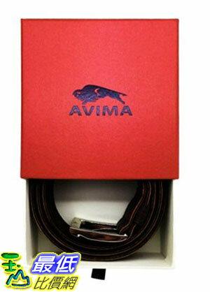 ^~105美國直購^~ Leather Belt 男士皮帶 AVIMA ^#1 Men ^