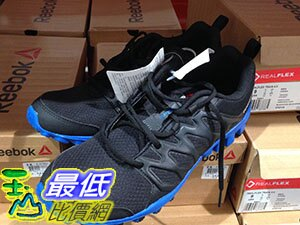 [105限時限量促銷] COSCO REEBOK MENS RUNNING SHOES 男慢跑鞋 REFLAX TRAIN 4.0 美國尺寸:9 _C111926