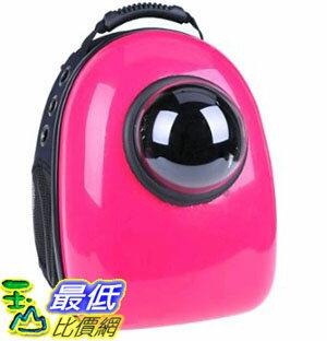 [美國直購] U-pet CB010F 寵物 專用外出包 Innovative Patent Bubble Pet Carriers 15.4吋x14.8吋x20.3吋 貓咪 小狗
